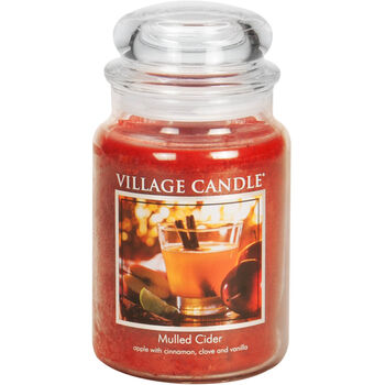 Mulled Cider Candle - Traditions Collection