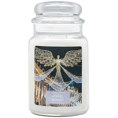 Angel Wings Candle