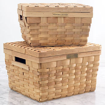 Nested Task Baskets