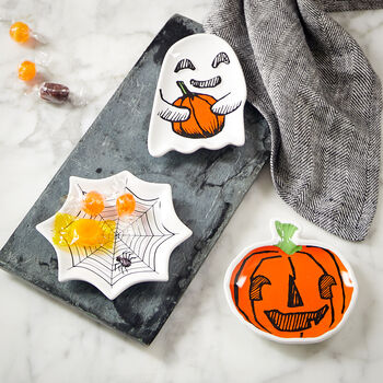 Halloween Dishes (Set of 3)