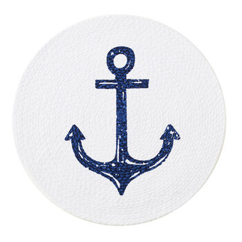 Anchor Braided Placemat