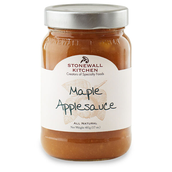 Both maple syrup and brown sugar are added to this traditional recipe, making it extraordinary. Serve with pork, chicken or dollop onto homemade pancakes. This smooth and flavorful sauce also makes a terrific topping for waffles or French toast.