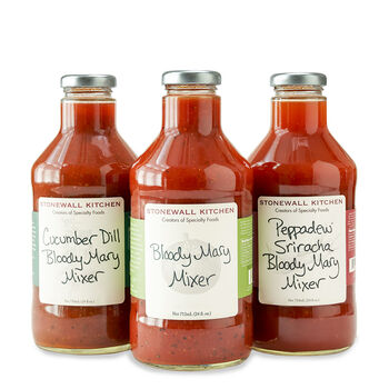 Our Bloody Mary Collection