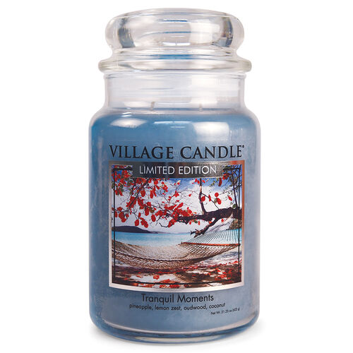 Tranquil Moments Candle