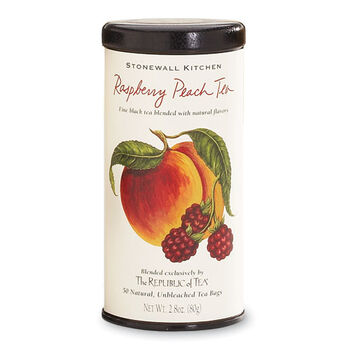 Raspberry Peach Tea