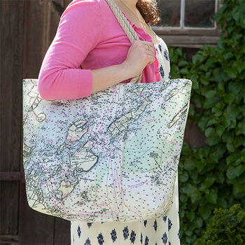 Sea Bags® Nautical Chart Bag