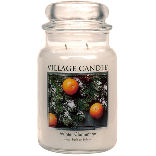 Winter Clementine Candle