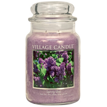 Spring Lilac Candle - Traditions Collection