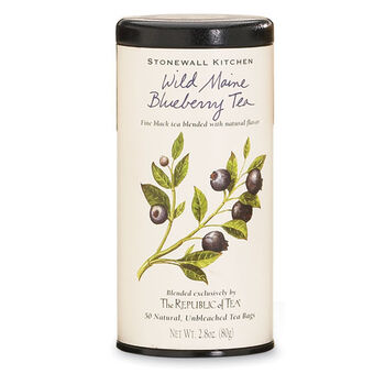 Wild Maine Blueberry Tea
