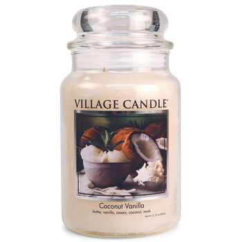 Coconut Vanilla Candle