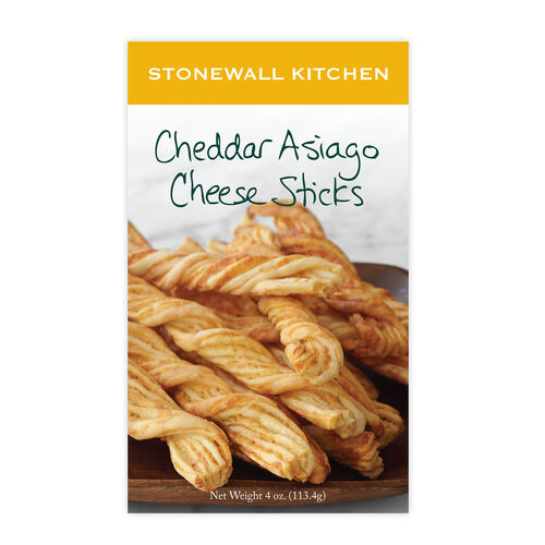Cheddar Asiago Cheese Sticks