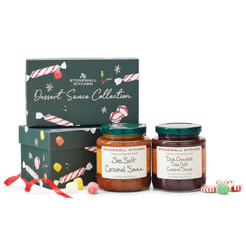Holiday 2020 Dessert Sauce Collection