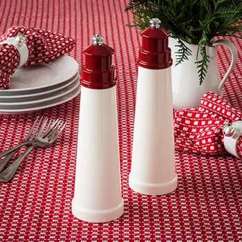Lighthouse Salt and Pepper Mills