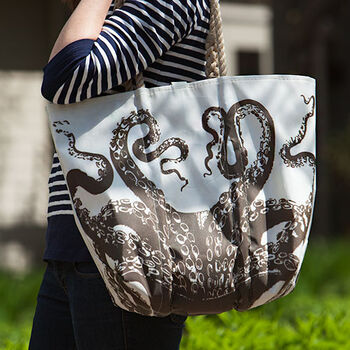 Sea Bags® Octopus Tote