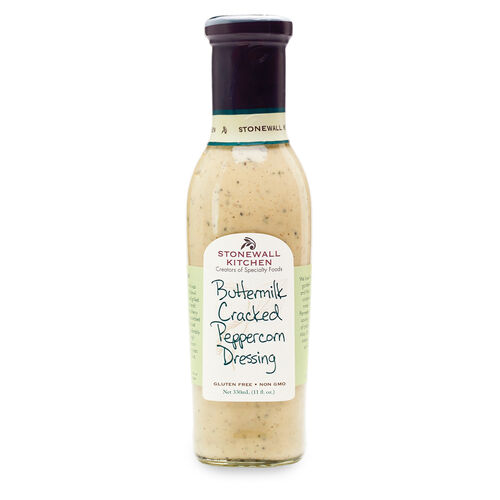 Buttermilk Cracked Peppercorn Dressing