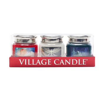 Village Candle Limited Edition Petite Trio