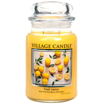 Fresh Lemon Candle - Traditions Collection