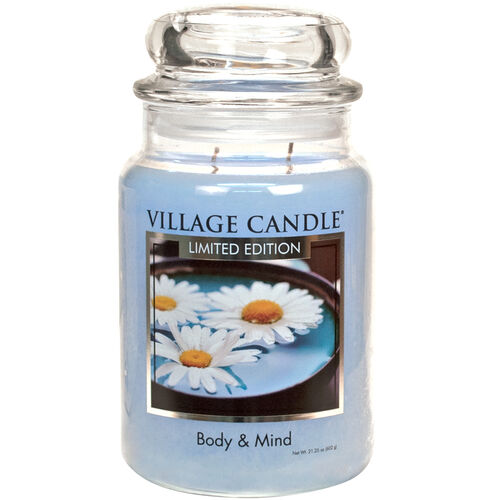 Body & Mind Candle