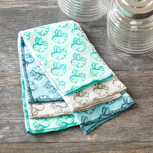 Dust Bunny Cleaning Cloths (Set of 3)