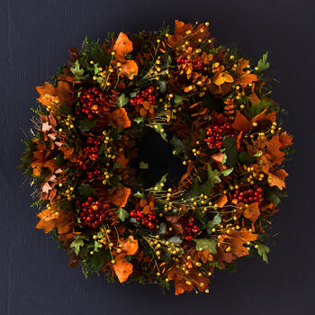 Autumn's Beauty Wreath