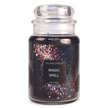 Magic Spell Candle