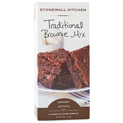 Traditional Brownie Mix