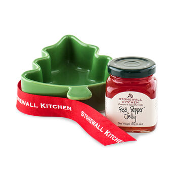Red Pepper Jelly Tree Ramekin