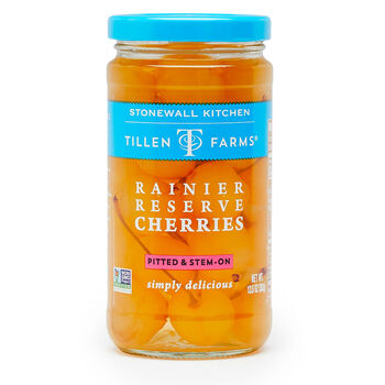 Rainier Reserve Cherries