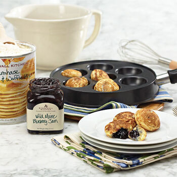 Blueberry Pancake Puff Kit