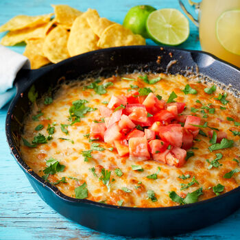 Ghost Pepper Queso Dip