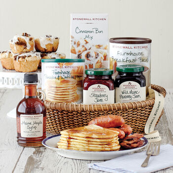 Deluxe New England Breakfast Gift