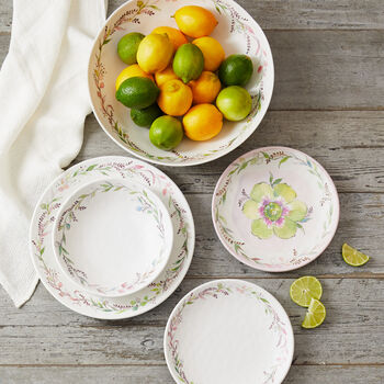 Bloom and Vine Dishware