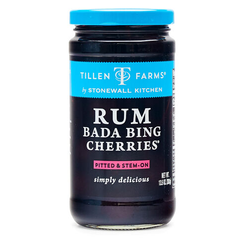 Rum Bada Bing Cherries