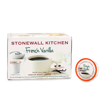 French Vanilla Coffee Single-Serve Cups (12-pack)