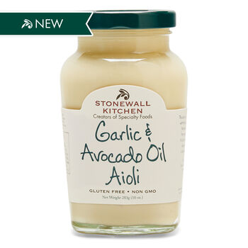 Garlic & Avocado Oil Aioli