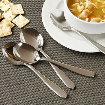 Grand City Soup Spoons (Set of 4)