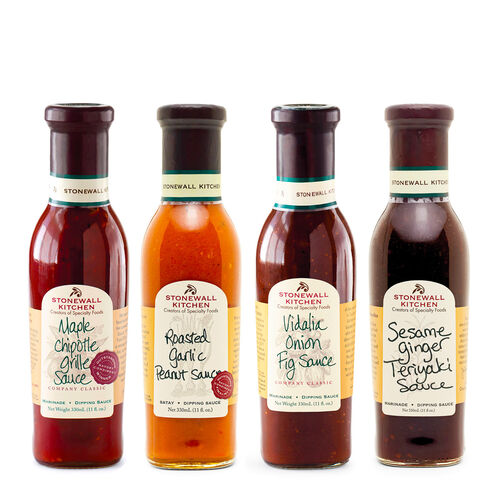 Our Classic Grille Sauce Collection