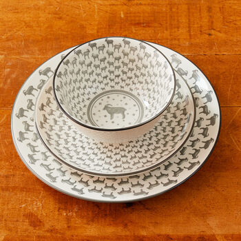 Farm Animal Dinnerware