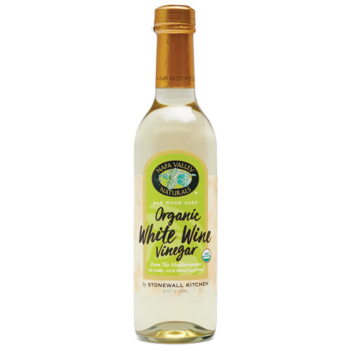 Organic White Wine Vinegar
