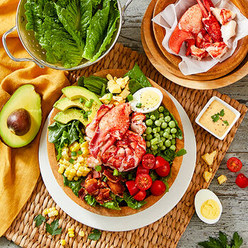 Lobster Cobb Summer Salad
