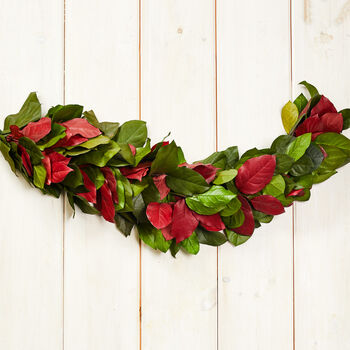 Preserved Holiday Garland