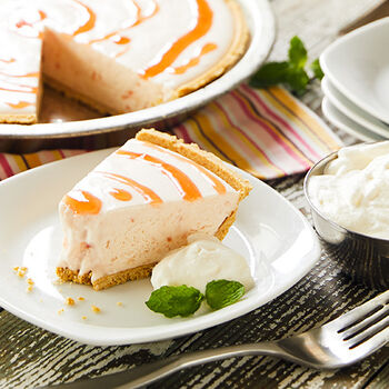 Summer Ice Cream Pie