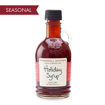 Holiday Syrup