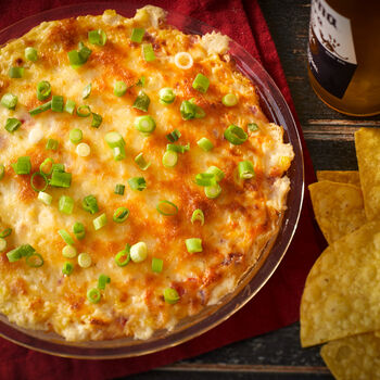 Warm Ghost Pepper Corn Dip
