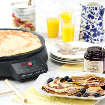 Our Crepe Maker & Mix