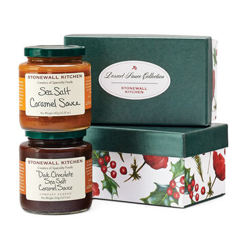 Dessert Sauce Collection Holiday 2019