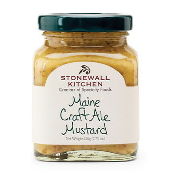 Maine Craft Ale Mustard
