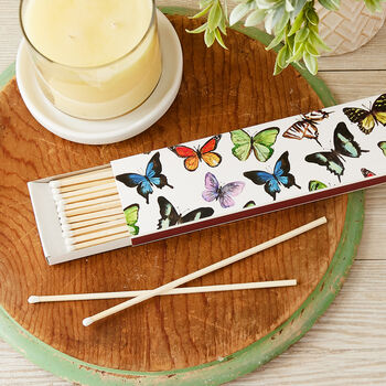 Butterfly Long Matches