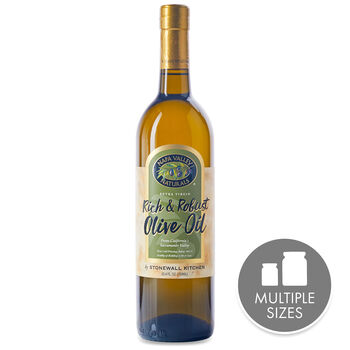 Rich & Robust Extra Virgin Olive Oil