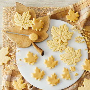 Maine Maple Sugar Cookies